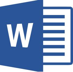 Resultado de imagen de logo word
