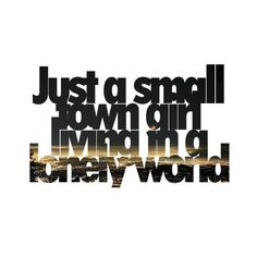 Find images and videos about journey, don't stop believing and small town girl on We Heart It - the app to get lost in what you love. Song Lyric Quotes, Music Lyrics, Music Quotes, Best Songs, Love Songs, My Favorite Music, Favorite Quotes, Journey Band, Musica