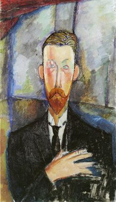 Amedeo Modigliani Paul Alexandre in Front of a Window 1913 81 x 45.6 cm Oil on canvas Musée des Beaux-Arts, Rouen Gift of Blaise and Phillipe Alexandre