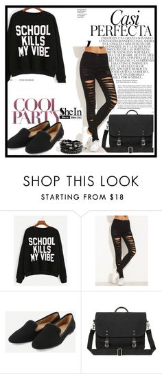 """Shein 8"" by amra-f ❤ liked on Polyvore featuring Whiteley and shein"