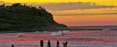 Los Organos beach, Peru