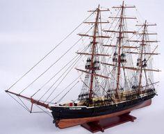 Flying Cloud Model schip van VintageShipModels op Etsy