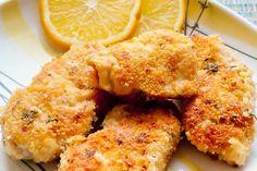 Côtelettes de poulet au parmesan weight watchers. Je vous propose une recettes weight watchers des côtelettes de poulet au parmesan.
