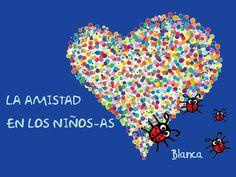 Actividades para Educación Infantil: Trabajar la amistad en niños-as de infantil Positive Discipline, Spanish Classroom, Religion, College, Positivity, Blog, Tattoo, Social Skills, Kids Psychology