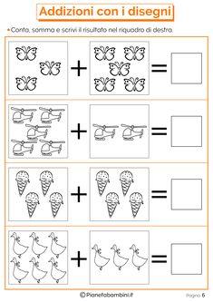 Schede didattiche figure geometriche per bambini di 4 5 - Libri di scuola materna stampabili gratuitamente ...