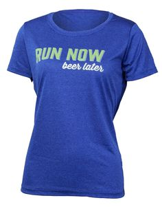 Beer Later. Run Pretty Far Runners Guide, Fun Workouts, Beer, Running, My Style, Pretty, Mens Tops, Fitness Fun, Shirts