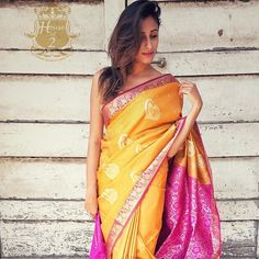 """""""Mango and pink banarasi saree To purchase this product mail us at houseof2@live.com  or whatsapp us on +919833411702 for further detail #sari #saree #sarees #sareeday #sareelove #sequin #silver #traditional #ThePhotoDiary #traditionalwear #india #indian #instagood #indianwear #indooutfits #lacenet #fashion #fashion #fashionblogger #print #houseof2 #indianbride #indianwedding #indianfashion #bride#indianfashionblogger #indianstyle #indianfashion"""" Photo taken by @house_of_2 on Instagram…"""