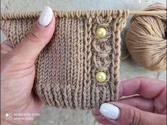 Chunky Knitting Patterns, Crochet Flower Patterns, Knitting Stitches, Baby Knitting, Knitting Videos, Crochet Videos, Knit Crochet, Life, Knitting Tutorials