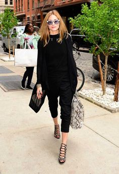 Olivia Palermo Best Looks Street Style Fashion | Fashion, Trends, Beauty Tips & Celebrity Style Magazine | ELLE UK