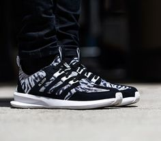 adidas Originals SL Loop Runner – Grey / Black