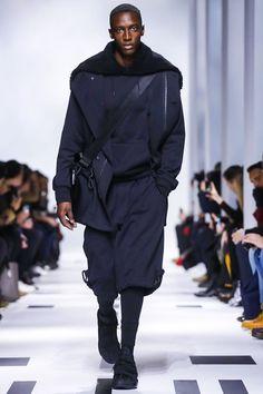 Y-3 Menswear Fall Winter 2015 Paris - NOWFASHION