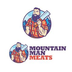 My Mountain Man needs an identity! by Mike Barnhart