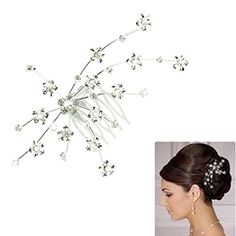 30 Chic Vintage Wedding Hairstyles and Bridal Hair Accessories - Deer Pearl Flowers