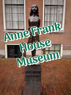 A visit to the Anne Frank House on the morning after the US 2017 election serves to remind us that people are really good at heart.