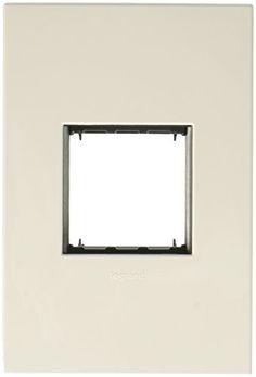 PASS & SEYMOUR AWP1G2WH6 Adorne 1 Gang Gloss White Wall Plate by Pass & Seymour, http://www.amazon.com/dp/B0109CRT52/ref=cm_sw_r_pi_dp_x_JZPxzb65PS0HJ