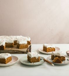 One-Bowl Pumpkin Sheet Cake with Brown Butter Frosting – A Cozy Kitchen