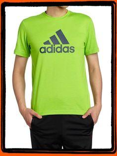 Camiseta M C Adidas Verde Producto Original Talla L Precio   39.900  Vestuario Hombre 5b6aa187b2580