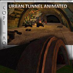 Urban Tunnel 127 impact copy modify