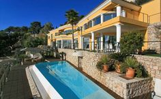 Villefranche Sur Mer Real Estate – Luxury Villa French Riviera