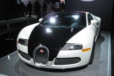 The Bugatti Veyron is one of the fastest street-legal vehicles currently on the market...