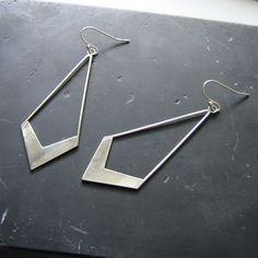 d'angle earrings