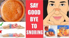 Stop Snoring With This One Incredible Cure! | Secret Of Health