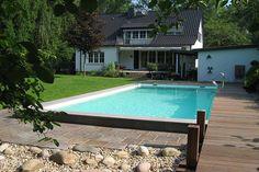 Schwimmbad Hersteller Heidelberg