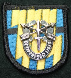 U.S. Army 12th Special Forces Group (1978-1992)
