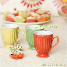 tea for three | par odile lm