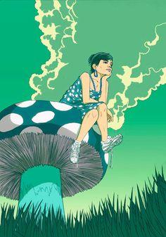Desafio Criativo: Finos traços e bom gosto nas ilustrações de Guy Shield