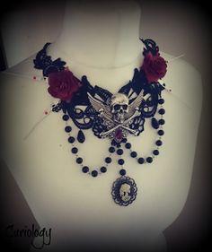 Bella Morte necklace