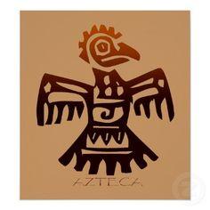 aztec designs symbol