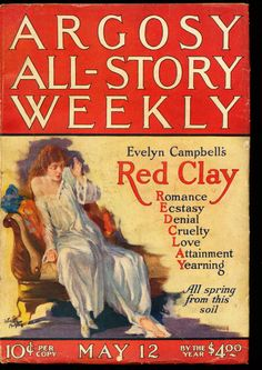 Argosy All-Story Weekly – 05/12/23 – Adventure House