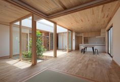 Living with Sun Light / MOVEDESIGN