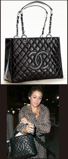 Channel Maxi handbag, love!