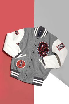 Opening Ceremony OC Exclusive Varsity Jacket, Would this work in your fall wardrobe? http://keep.com/opening-ceremony-oc-exclusive-varsity-jacket-women-opening-ceremony-opening-ceremony-by-keepblog/k/2lQfKAgBJp/