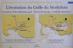 L'Evolution de Golfe du Morbihan