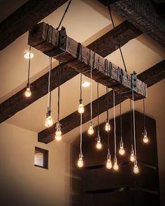 Leuk lampen idee!