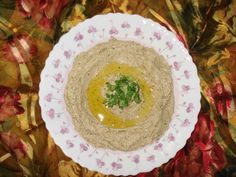 Cuisine of Karachi: Baba Gonoush (Egyptian Dish)  بابا غنوج