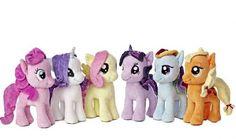 My Little Pony Friendship Is Magic Plush Toy Doll #tvstoreonlinewishlist