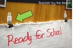 Hanging Your Anchor Charts for the Year