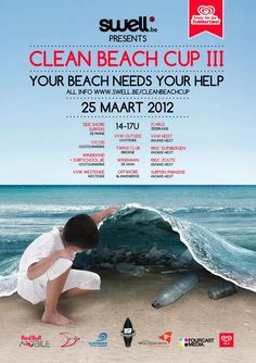 Beach clean-up time
