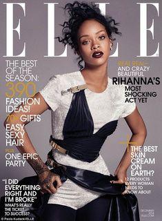 Cover - Best Cover Magazine  - Rihanna si spoglia per Elle e Esquire | Gossip - Rumors - Scoop - News -   Best Cover Magazine :     – Picture :     – Description  Rihanna si spoglia per Elle e Esquire | Gossip – Rumors – Scoop – News –  -Read More –