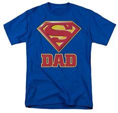 Superman Super Dad T-Shirt Medium Royal Blue TeeShirtPalace http://www.amazon.com/dp/B00D5XLG48/ref=cm_sw_r_pi_dp_OHTFvb18HW37B