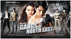 Rewati ChetrisGangs of Northeast is all set to hit the screens with a bang   Cine-goers of present times always desire to taste films that are distinct from the typical ones. Although there are numerous films lined up for release in the coming days yet there is a flick which would set up a new trend in the entire North-eastern region. Directed by Rupak GogoiGangs of Northeastis an upcoming Indian romantic action thriller movie which is going to hit the theatres by the end of April 2017…
