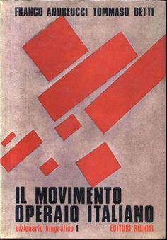 IL MOVIMENTO OPERAIO ITALIANO 5 VOLUMI COMPLETO DI Andreucci e Delfi 1975 1978 *