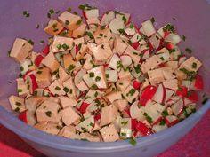 Radieschen-Wurst-Salat, ein sehr leckeres Rezept aus der Kategorie Gemüse. Bewertungen: 2. Durchschnitt: Ø 3,3.