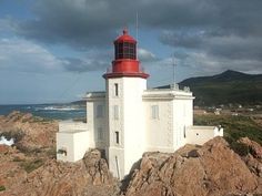 Ra's Afia lighthouse [1871 - Jijel, Algeria]
