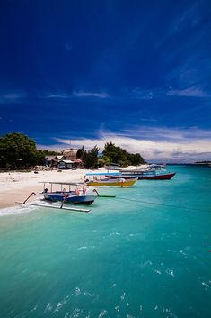 Gili Trawangan, Lombok, Indonesia. My paradise island! Miss this place dearly <3