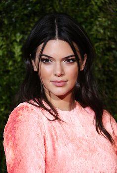 Kendall Jenner - Tony Awards 2015 #beautylook